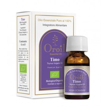 Bio Thyme Essential Oil 10 Ml