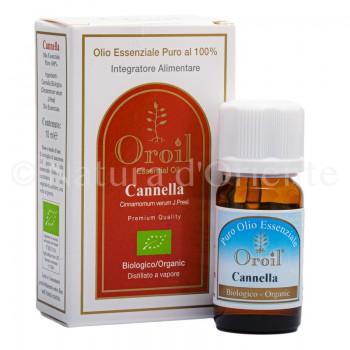 Organic Cinnamon Essential...