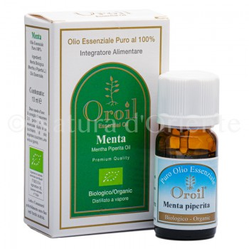 Organic Mint Essential Oil...