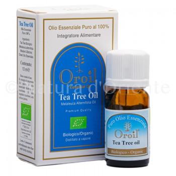 Tea Tree oil Bio Olio Essenziale 10 Ml -Natura d'Oriente-