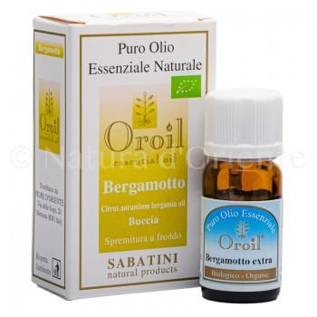 Bergamotto Bio Olio Essenziale 10 Ml