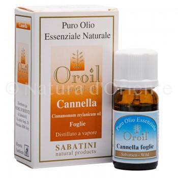 Cannella Foglie Olio Essenziale 10 Ml