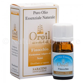 Fennel Essential Oil 10 Ml