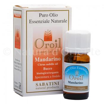 Mandarin bio Essential Oil...