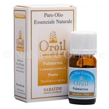 Palmarosa Essential Oil 10 Ml