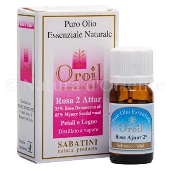 Rose 2nd Attar Essential...