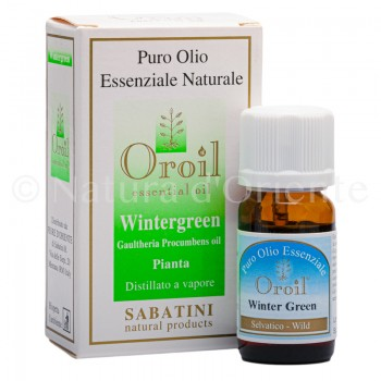 Witergreen Essential Oil 10 Ml
