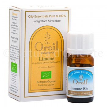 Organic Lemon Essential Oil...