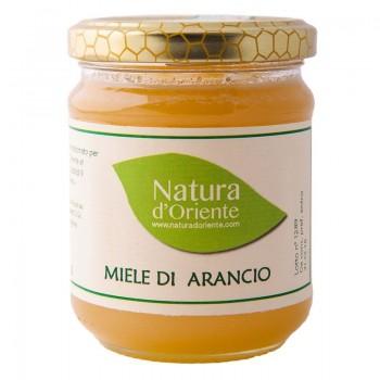 miele arancio- Natura d'Oriente -