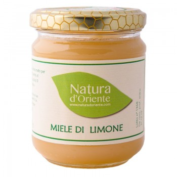 miele limone- Natura d'Oriente -