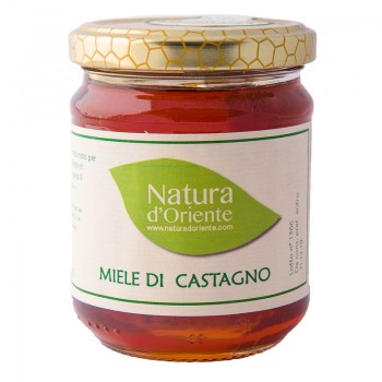 miele castagno- Natura d'Oriente -