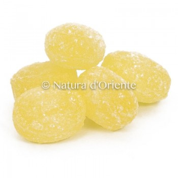 Soft ginger and lemon Haribo