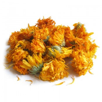 Marigold flowers whole