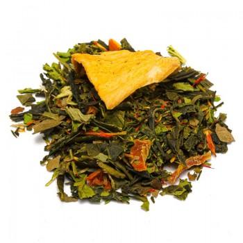 tè verde canapa mango  [Natura d'Oriente]