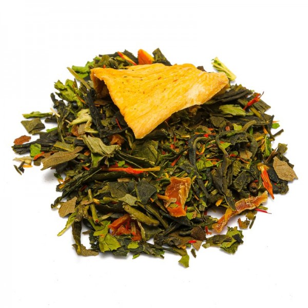 green tea hemp mango  [Natura d'Oriente]