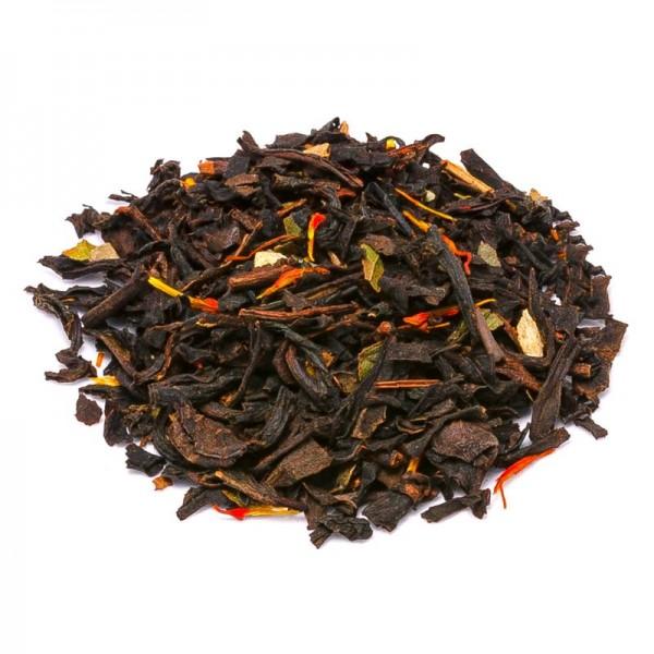 black tea Irish Rum [Natura d'Oriente]