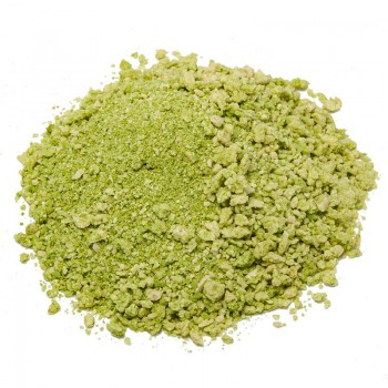 Breadcrumbs with spinach [Natura d'Oriente]