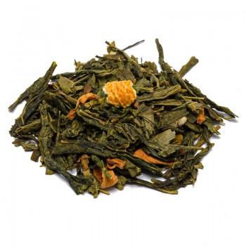 Tè verde Sencha Wild Gray (Bergamotto) [Natura d'Oriente]
