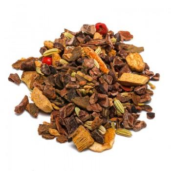 Chai tea cocoa