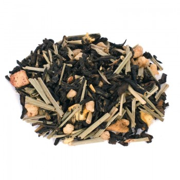 black tea Licorice and vanilla