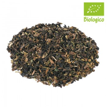 Black tea Organic Dareeling