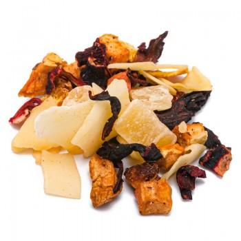 infuso ananas e noce di cocco [Natura d'Oriente]