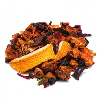 Infused with mulled wine