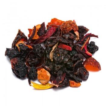 infused berries
