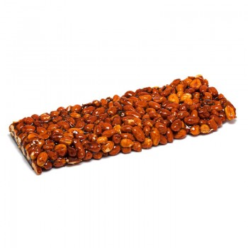 Crunchy artisan with peanuts