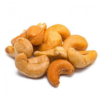 Toasted Cashews without Salt