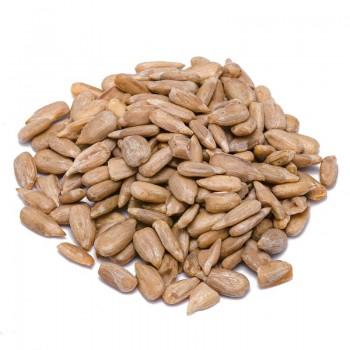 Sunflower seeds shelled