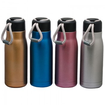 Steel thermal bottle