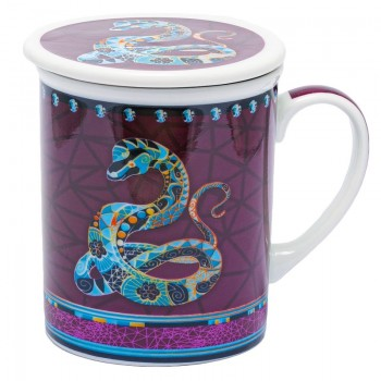 Tazza in porcellana Dragon