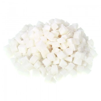 Dehydrated cubes Coconut