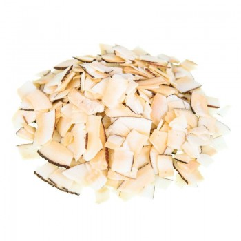 Dehydrated toasted coconut...