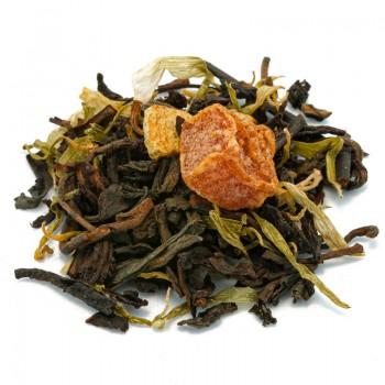Tea pu erh exotic
