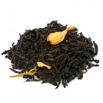 Black tea hazelnut