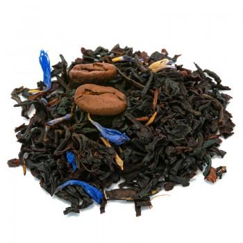 Tè nero al caffe