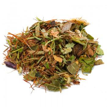 Diuretic herbal blend