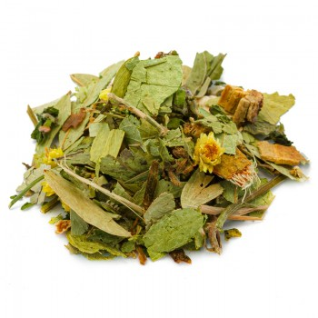 Purgative herbal blend