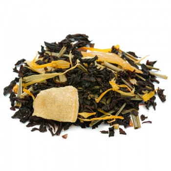 Black tea Lemon and pineapple