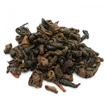black tea Gunpowder
