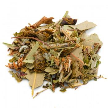 Herbal mixture for bronchitis