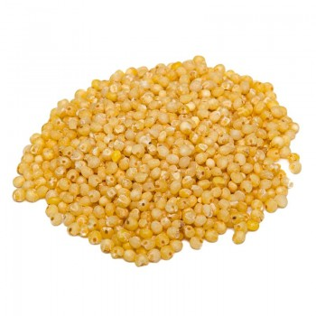 Millet seed clear