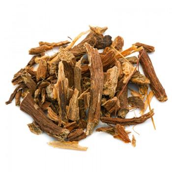 Echinacea root for herbal tea