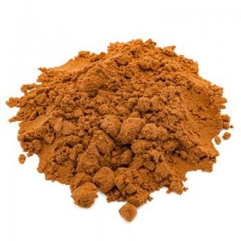 Guarana seeds powder