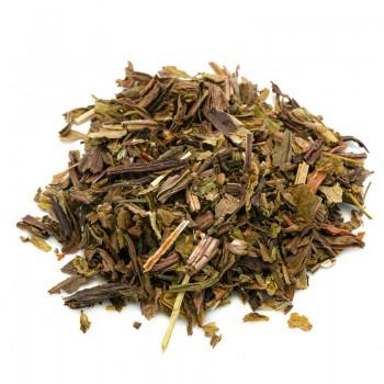 Plantain leaves Herbal tea cut