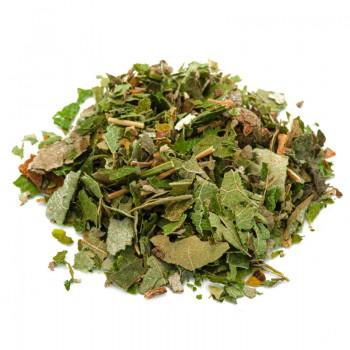 Linden leaves Herbal tea cut