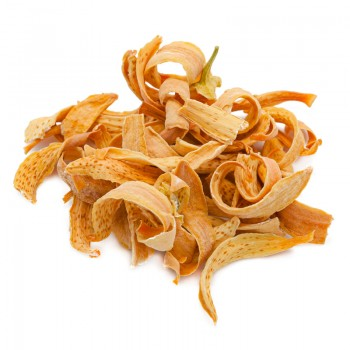 Dried Orange Flowers
