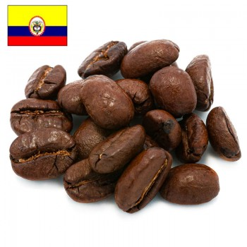 Colombia coffee decaffeinated